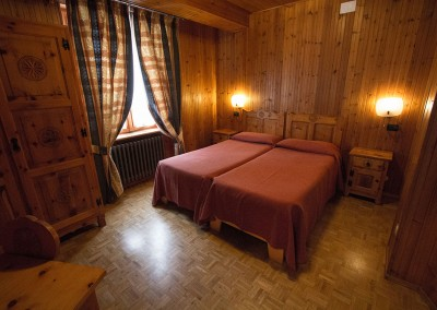 Camera 1 Hotel le Campagnol
